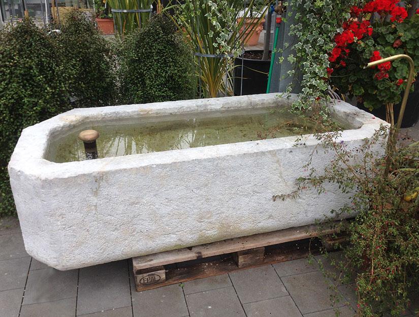 Brunnen Naturstein