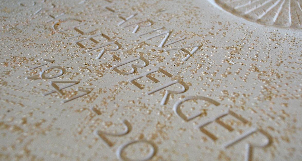 Gravur Inschrift Grabstein