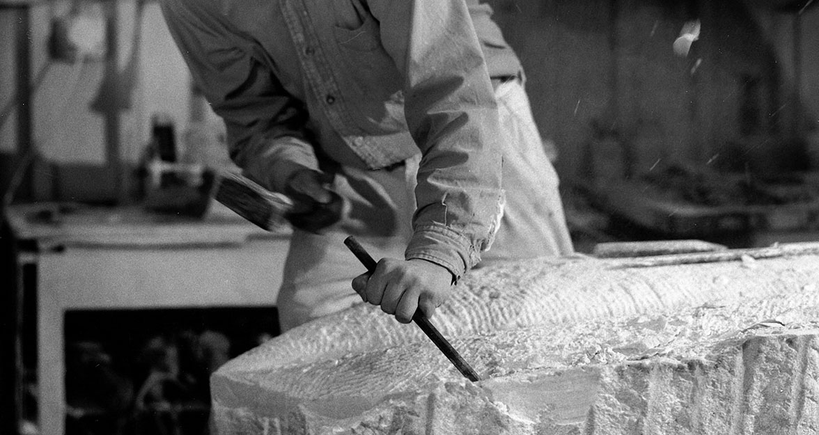 Bildhauer-Atelier Kurzweg Bern