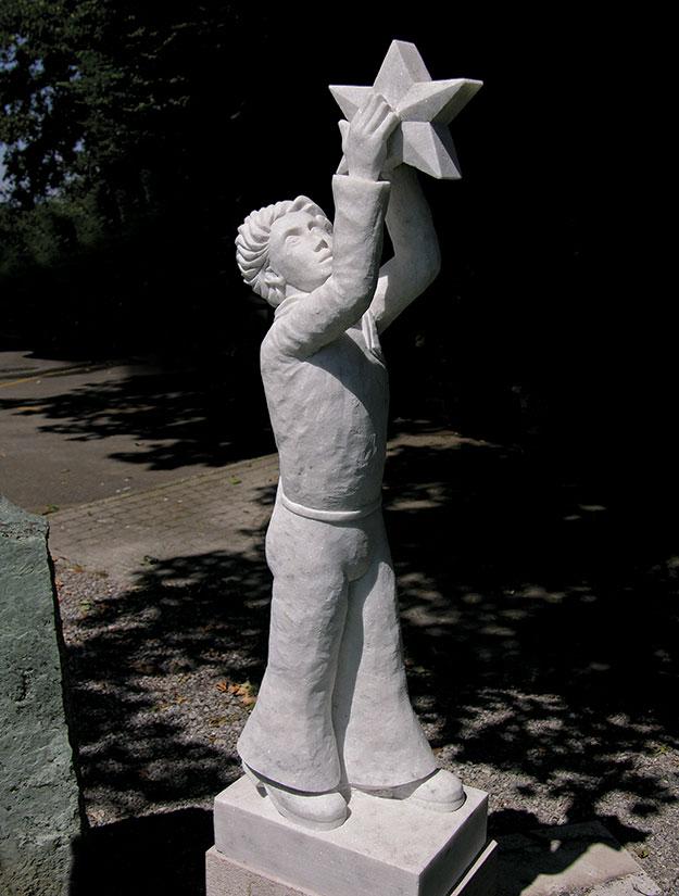 Kleiner Prinz Skulptur
