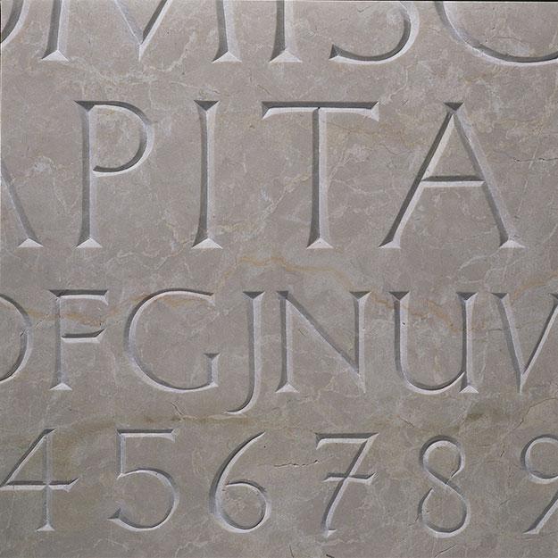 Inschrift / Gravur Naturstein